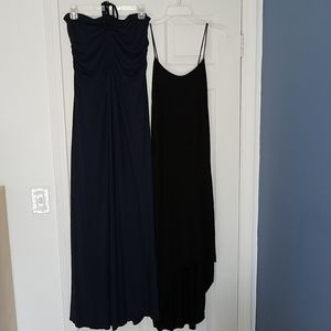 2 maxi dresses. New condition. Never worn.
